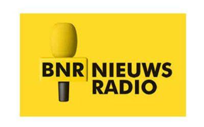 Zakelijk flirten bij BNR Nieuwsradio