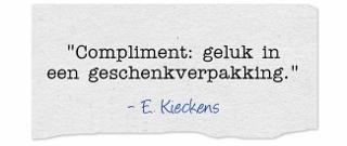 Hoe maak je je compliment echt effectief?