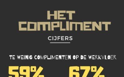 Het compliment in cijfers